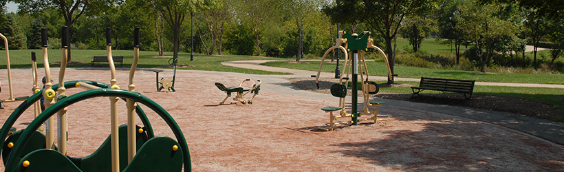Outdoor Fitness Zone