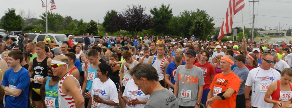 2016 Stars and Stripes 5k Results