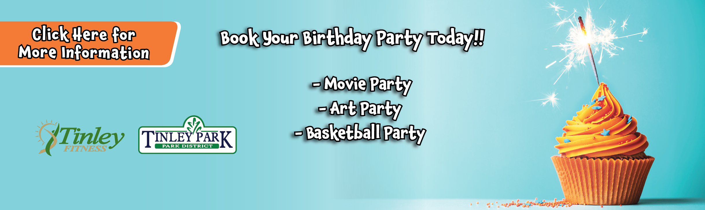 Birthday Web Banner
