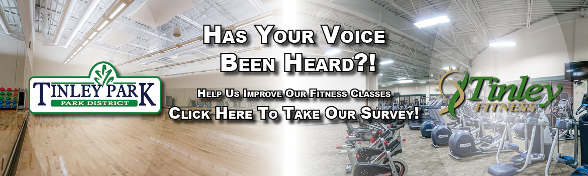 Tinly Fitness Survey Banner
