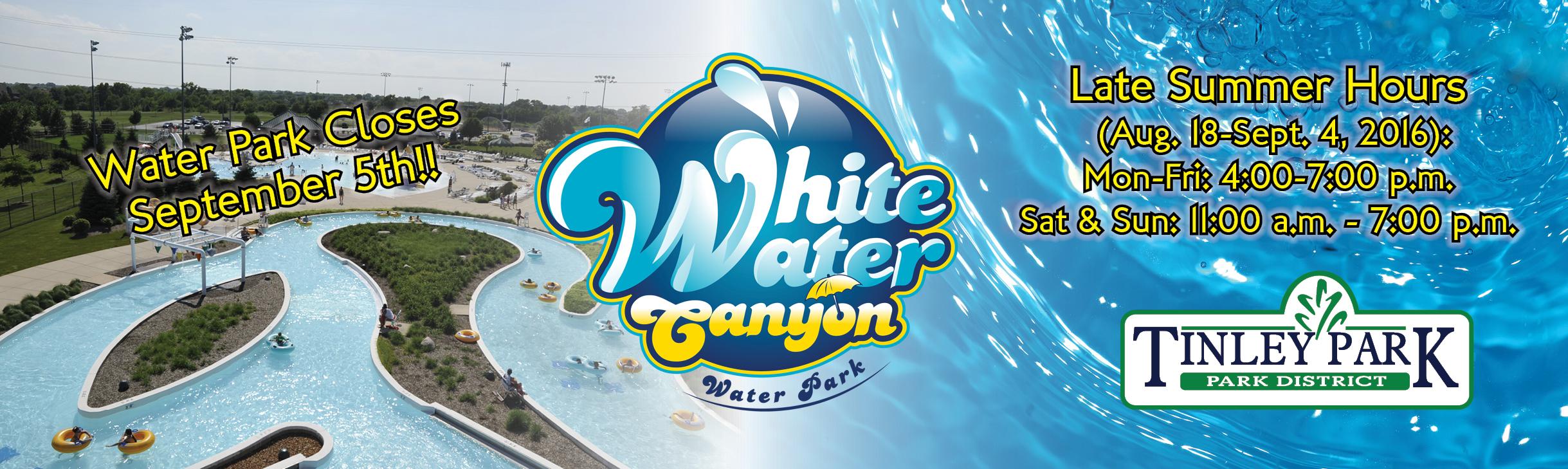 Web Banner Water Park