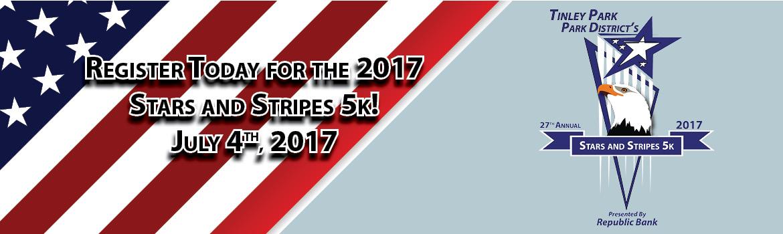 Stars and Stripes 5k Web banner 2017