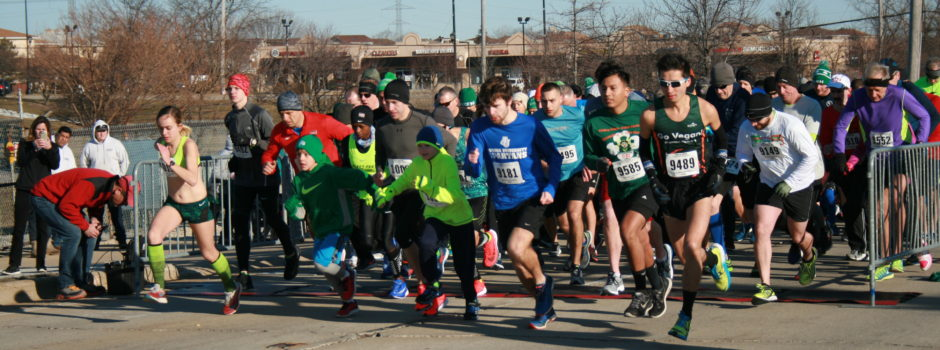 2018 Running o' the Green 8K