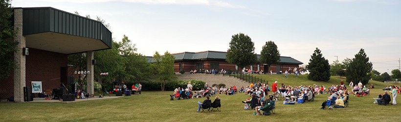 Outdoor Band Shell