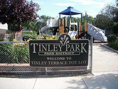 Tinley Terrace Tot Lot