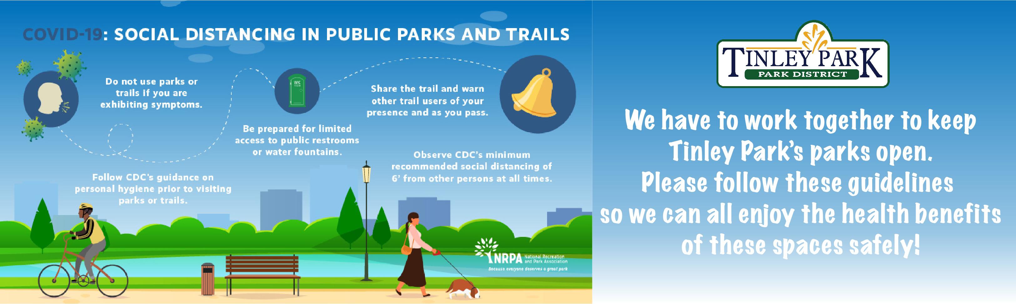 Covide Parks Slider