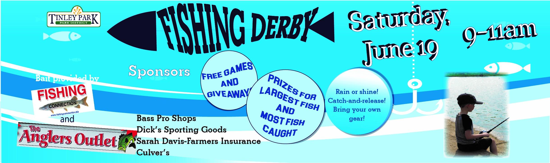 2021 Fishing Derby