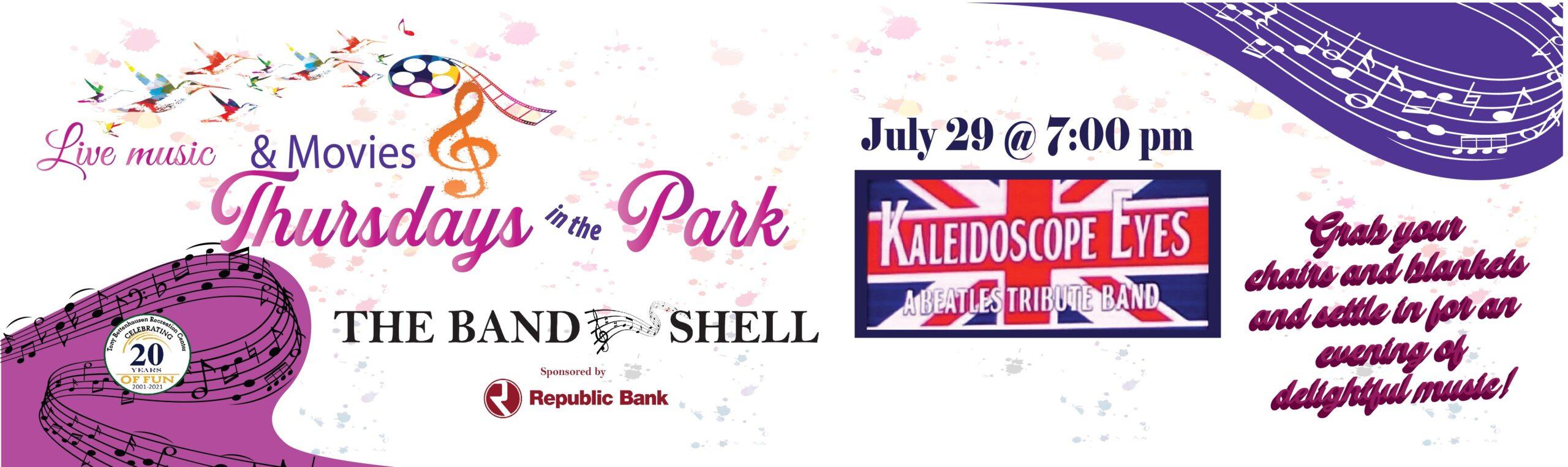 2021 Thursdays Concert Jul 29